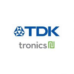 TDK TRONICS logo