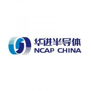 NCAP CHINA logo