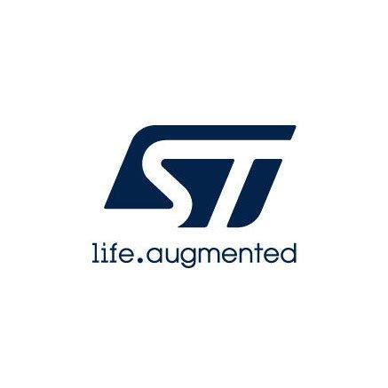 ST life.augmented logo
